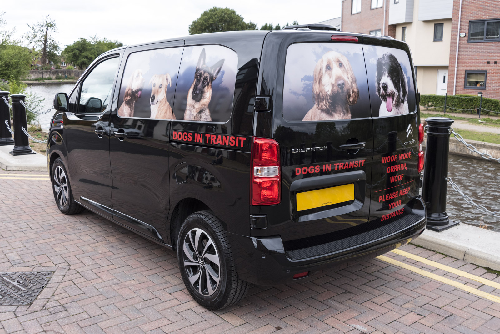 Case Study – Nathan Anderson' s Doggy Van